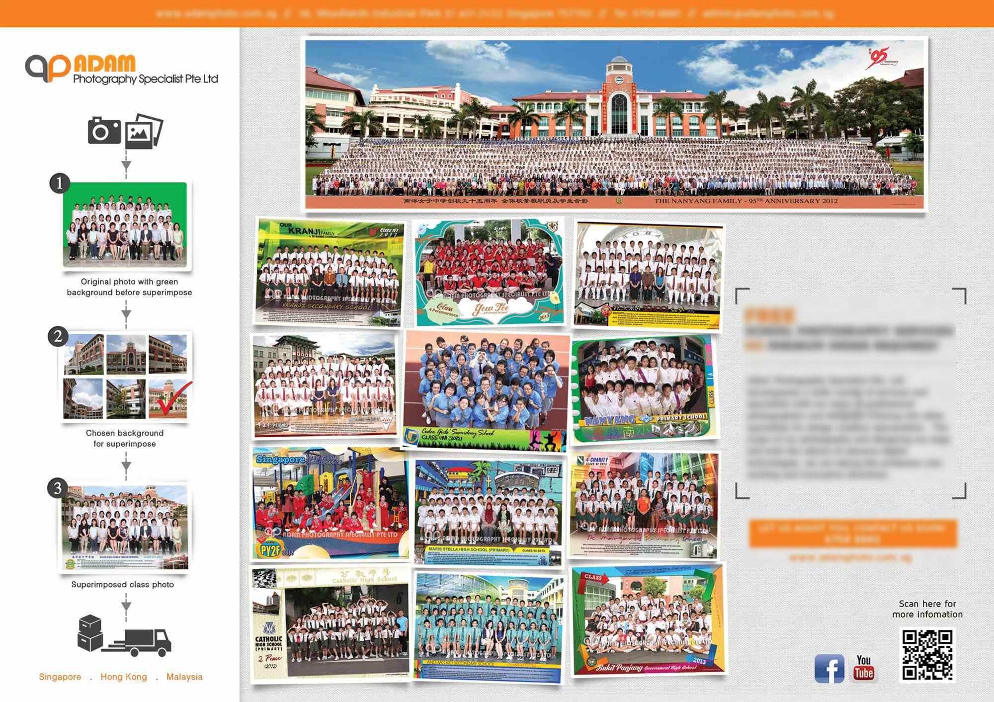 Adam Photo Singapore Group Photos